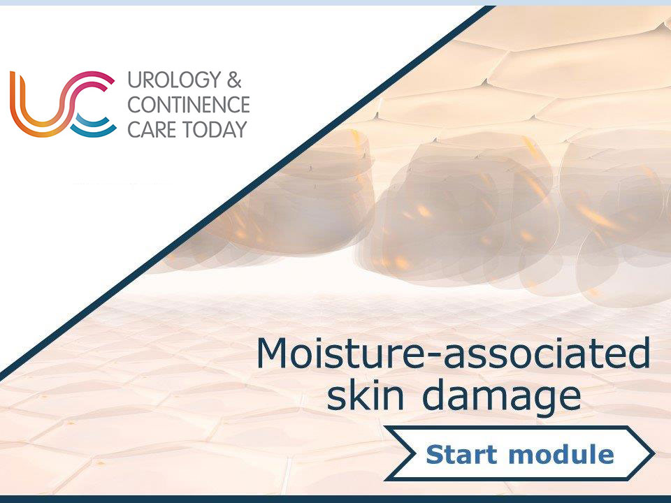 Moisture associated skin damage module